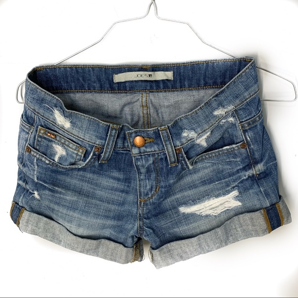 Joe's Jeans Pants - Joe's denim distressed shorts